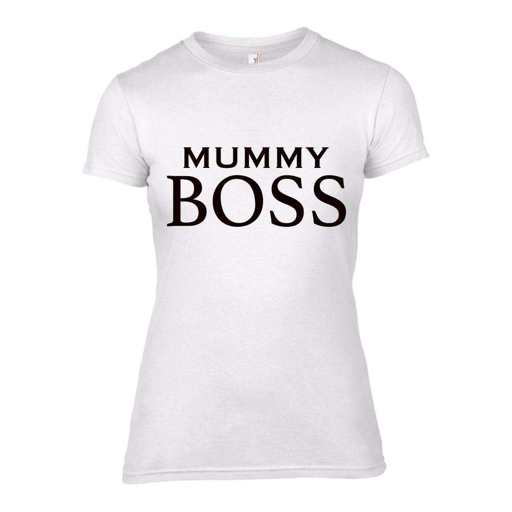 Mummy/Mini Boss Multi Matching Tees (MRK X)