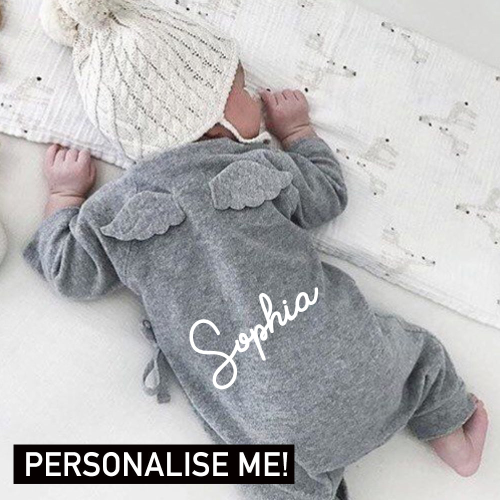 Personalised Angel Romper (MRK X)