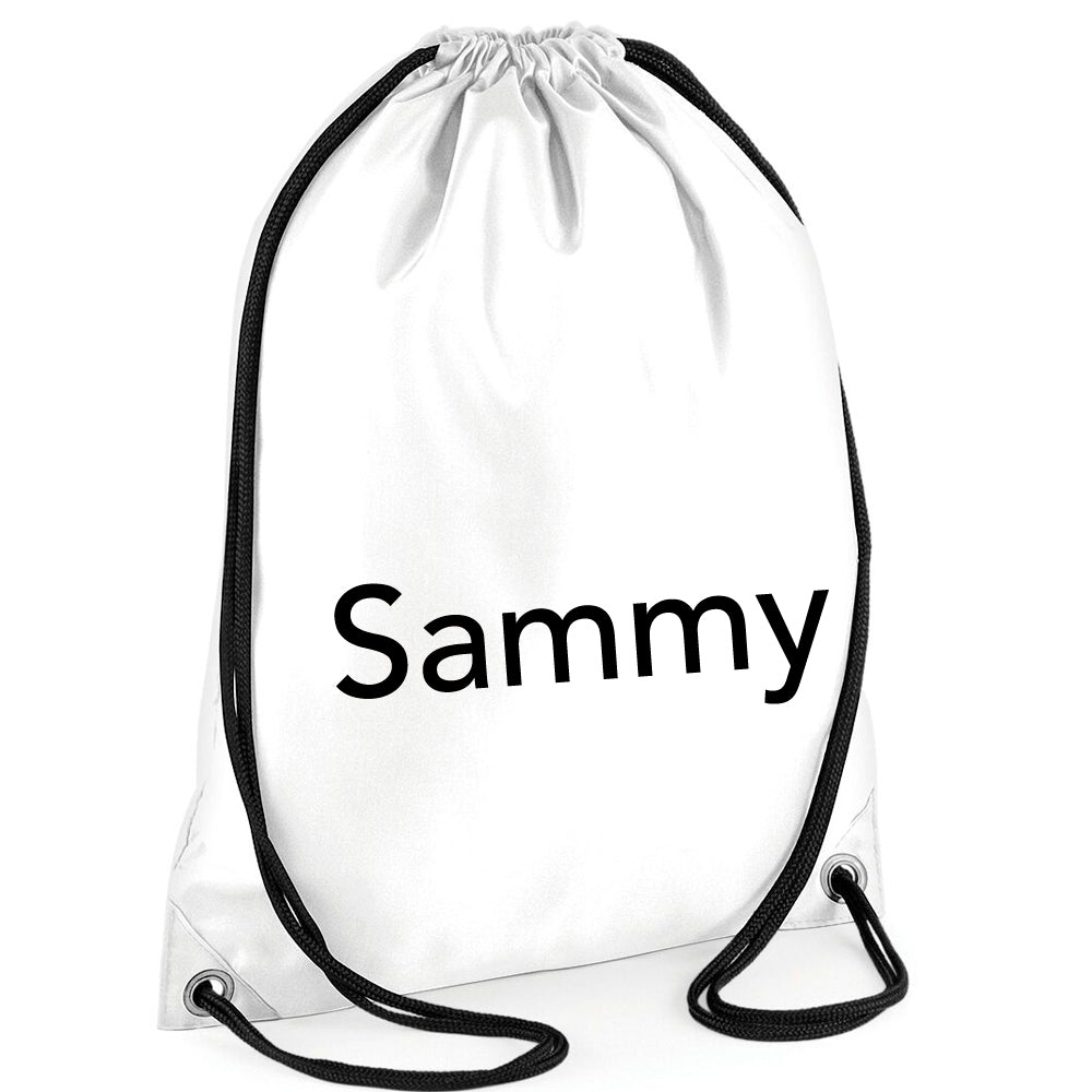 Personalised Core Gymsack (MRK X)