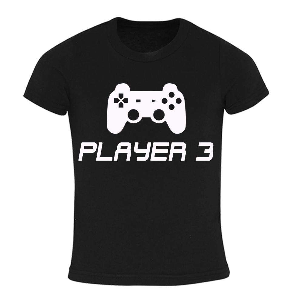 Family Matching Gamer Tees (MRK X)