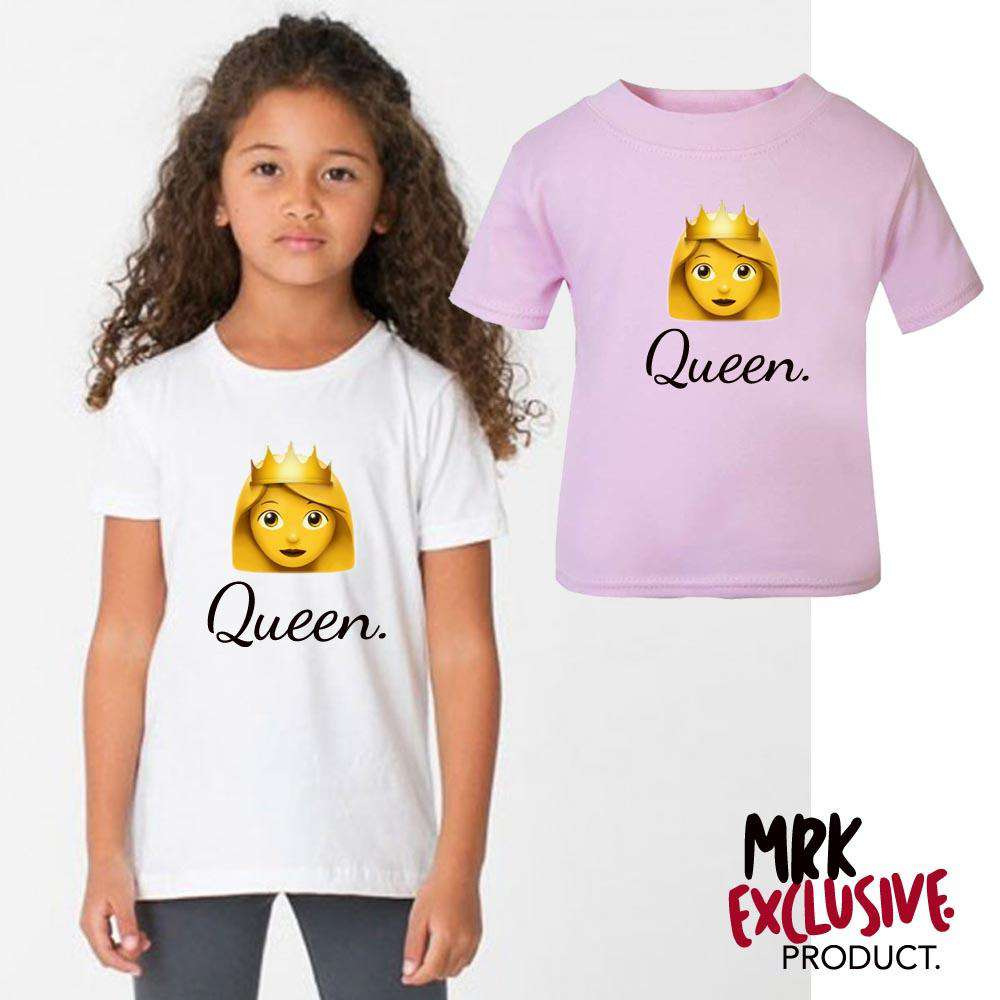 QUEEN Emoji Tees (MRK X)