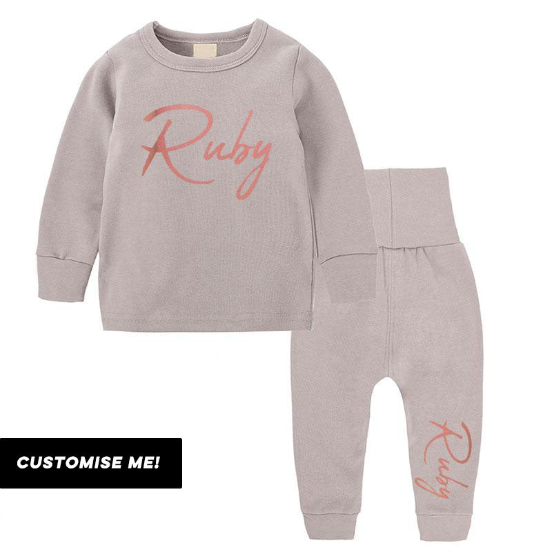 Personalised Roma Tracksuit (3m-12 Years) (MRK X)
