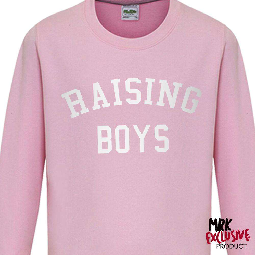 Raising Boys Core Sweater 00 (MRK X)