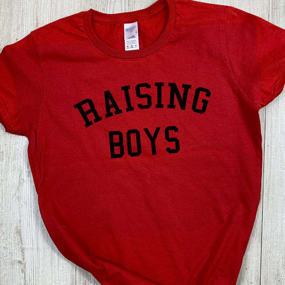 Raising Boys Core Tee 00 (MRK X)