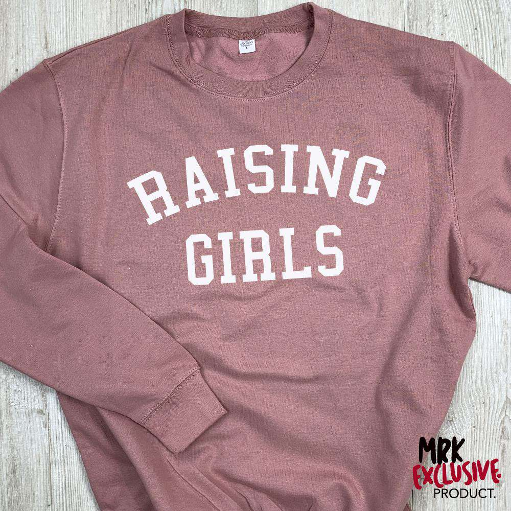 Raising Girls Core Sweater 00 (MRK X)