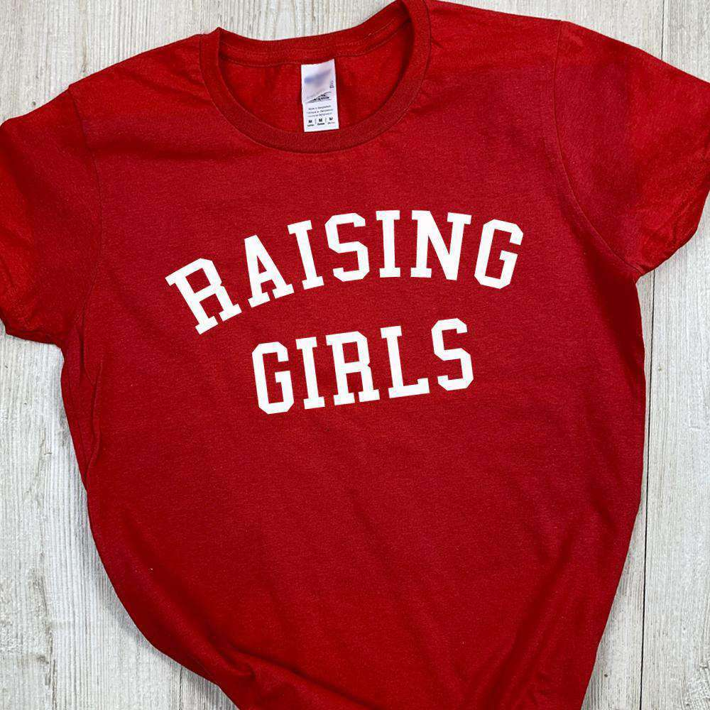 Raising Girls Core Tee 00 (MRK X)