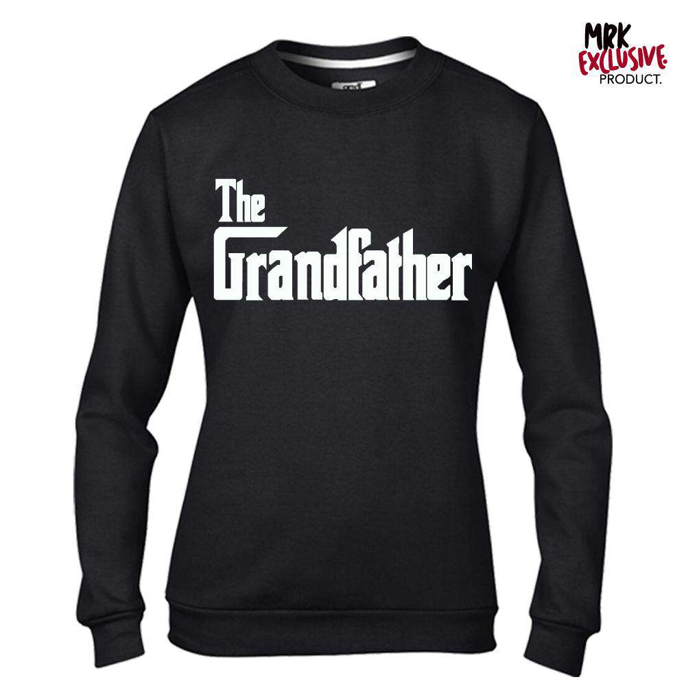 The Grandfather Mob Black Sweater (MRK X)