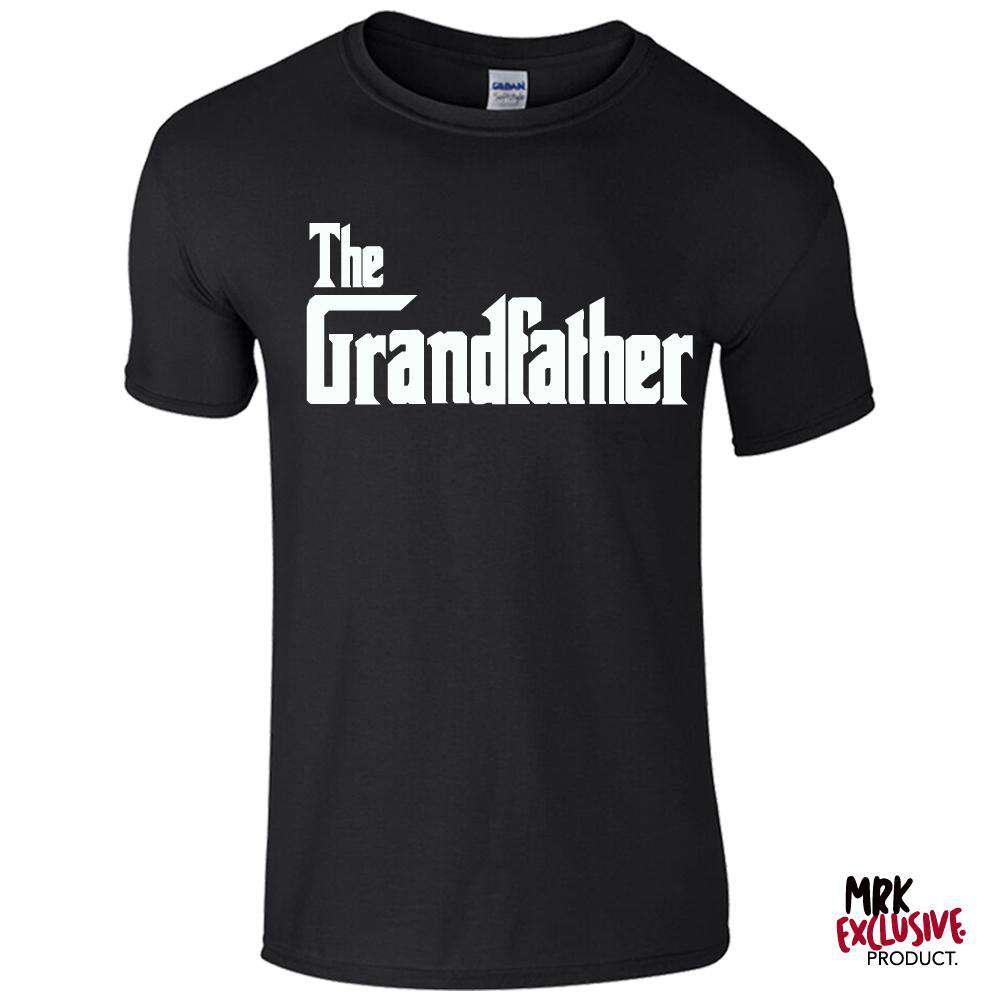 The Grandfather Mob Black Tee (MRK X)