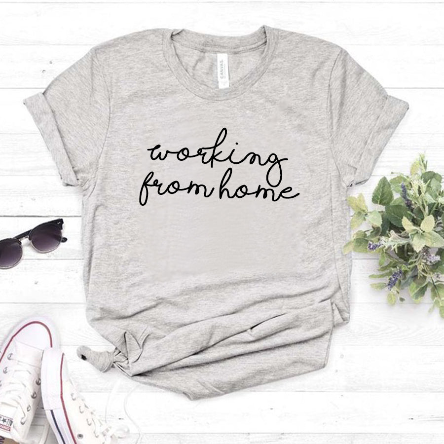 Working From Home T-Shirt (MRK X)