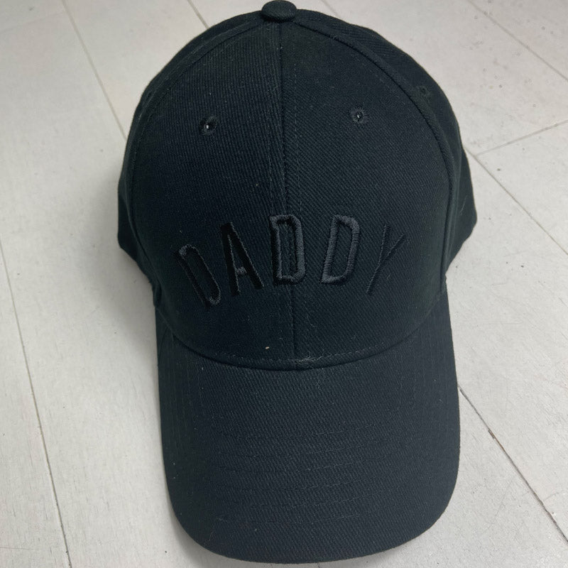 Daddy Embroidered Cap