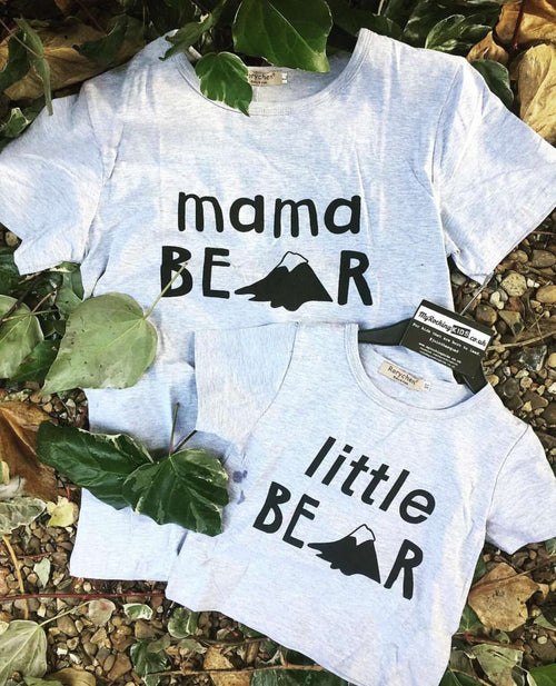 MAMA Bear Mummy & ME Set