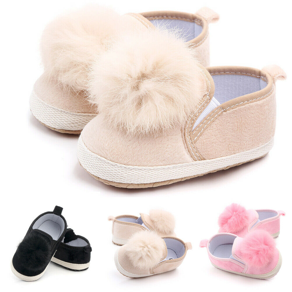 Bella Pom Prewalker Shoes (MRK X)