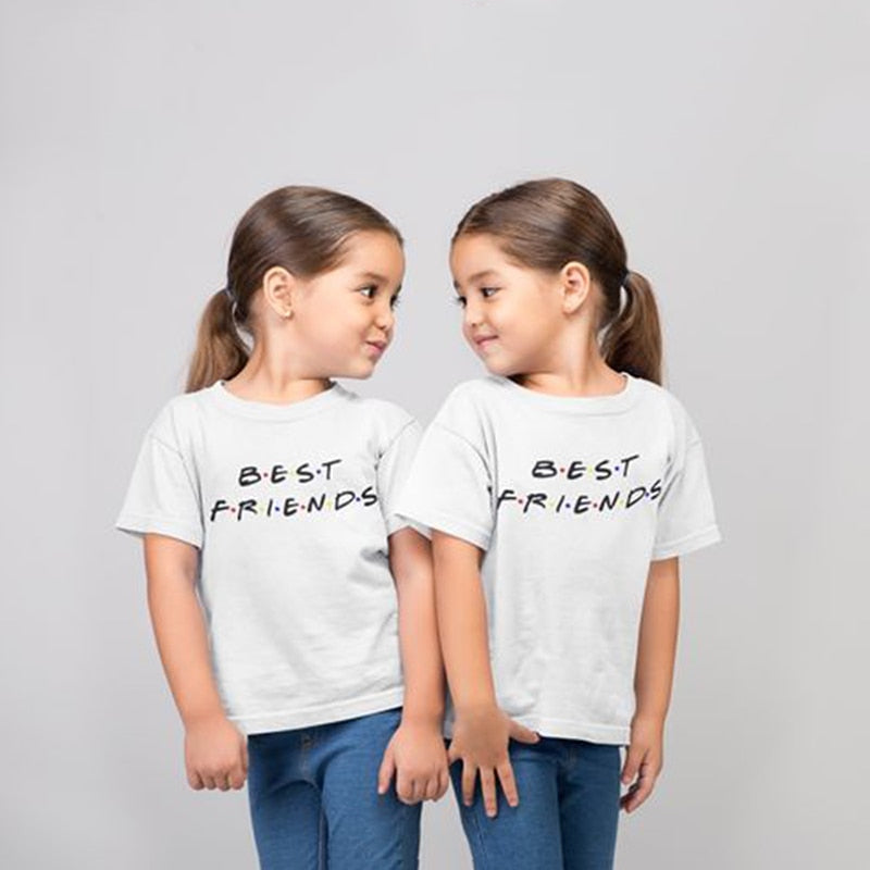 Best Friends Show Matching T-Shirts (MRK X)