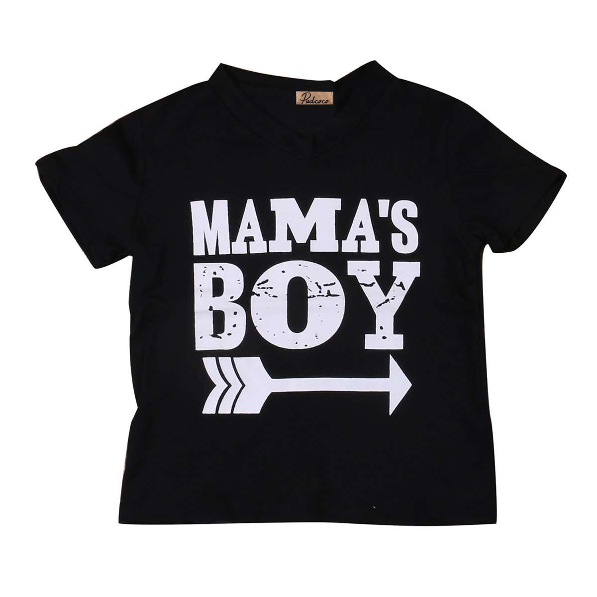 760d4cf2e Mama's Boy Stamp Arrow T-Shirt (0-8 Years) (MRK X. Mama's Boy Stamp Arrow T- Shirt (0-8 Years) (MRK X
