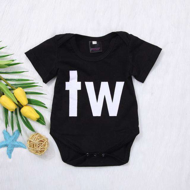 TW-IN Matching Black Bodysuits (SOLD SEPARATELY) (MRK X)