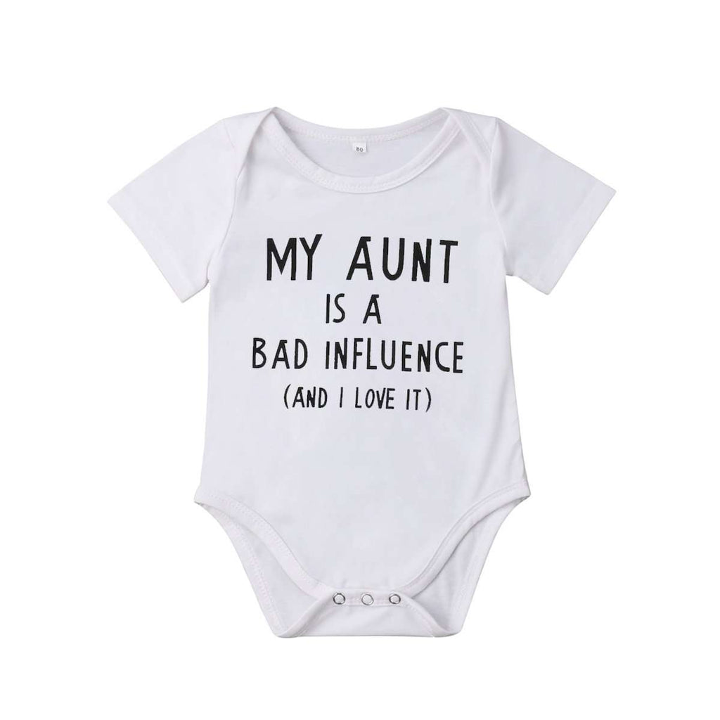 Aunt Bad Influence Bodysuit (MRK X)