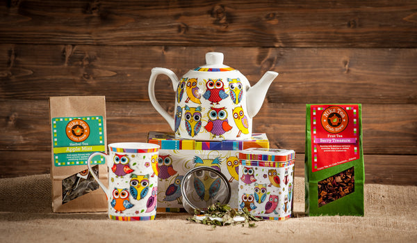 Our Favourite Hedwig Teapot Set