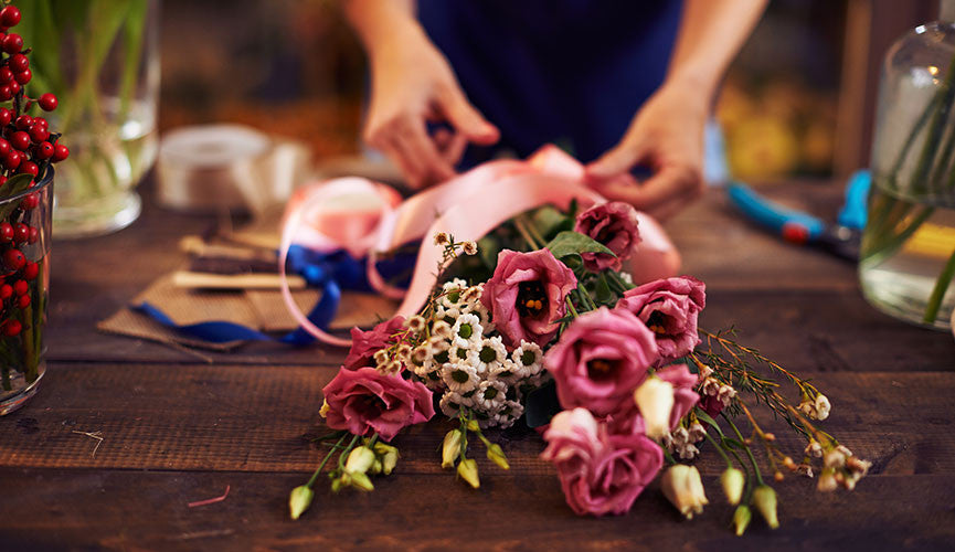 Flower Arrangers Tips