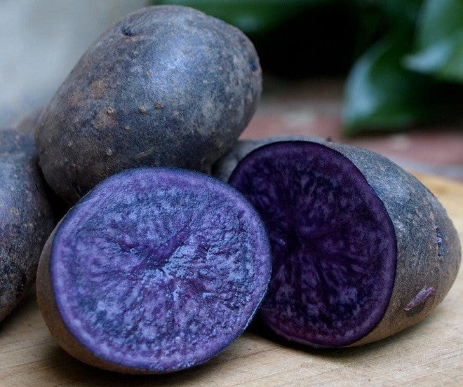 Purple Potatoes - Fad or Fabulous?