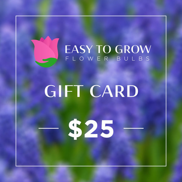Gift Cards for Gardeners