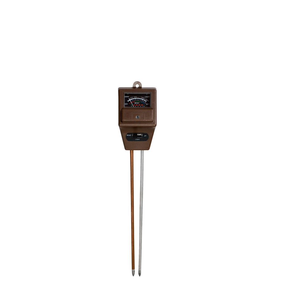 Flexrake® - Moisture, Light and PH Soil Analyzer