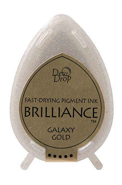 Memento Dew Drop -Regular (dye) and Brilliance (pigment)