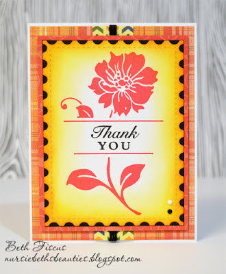 Floral and Sayings (Unmounted Only) (10549-X)