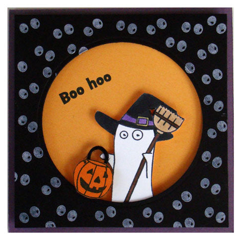 Digital Stamp Set: Boo Hoo