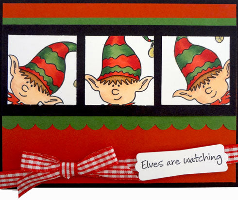 Elves are Watching (10257-Z)