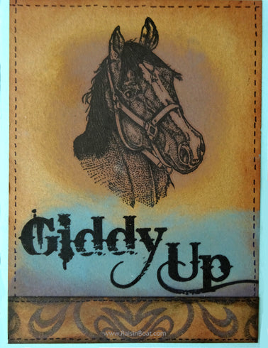Giddy Up! (10210-Z)