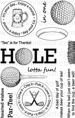 Hole in One (10244-Z)