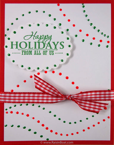 Holiday Wishes (10309-Z)