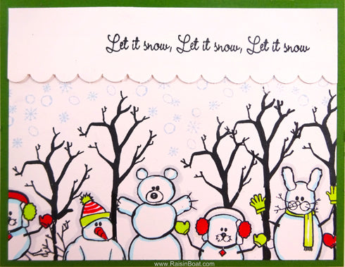 Let It Snow (10085-Z)