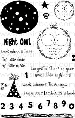 Night Owl (10011-Z)
