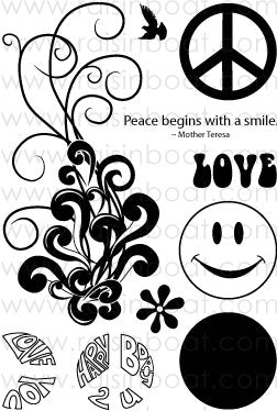 Peace and a Smile (10177-Z)