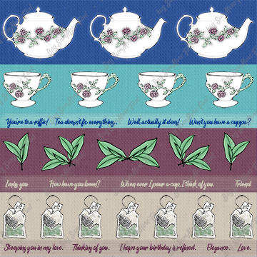 Sundri's High Tea Papers (10325-paper)