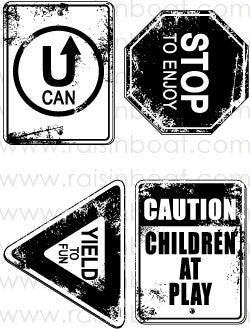 Signs Along the Way (10099-Z)