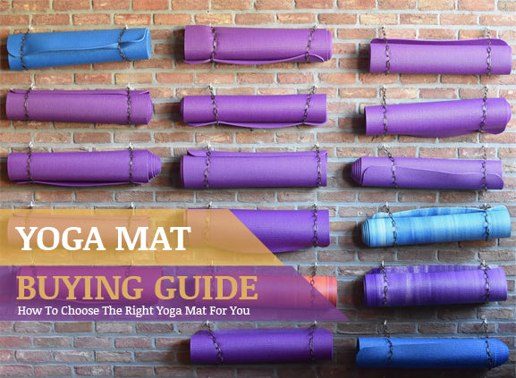 Not all Yoga Mats are the same- Choose yours wisely