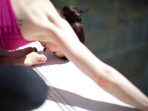 Yoga helps solve life's toughest problems