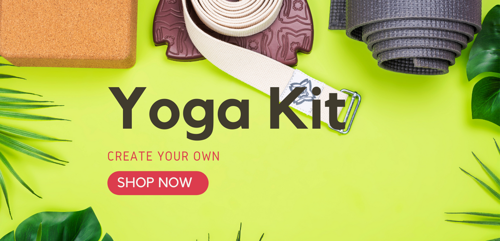 create your own yoga kit