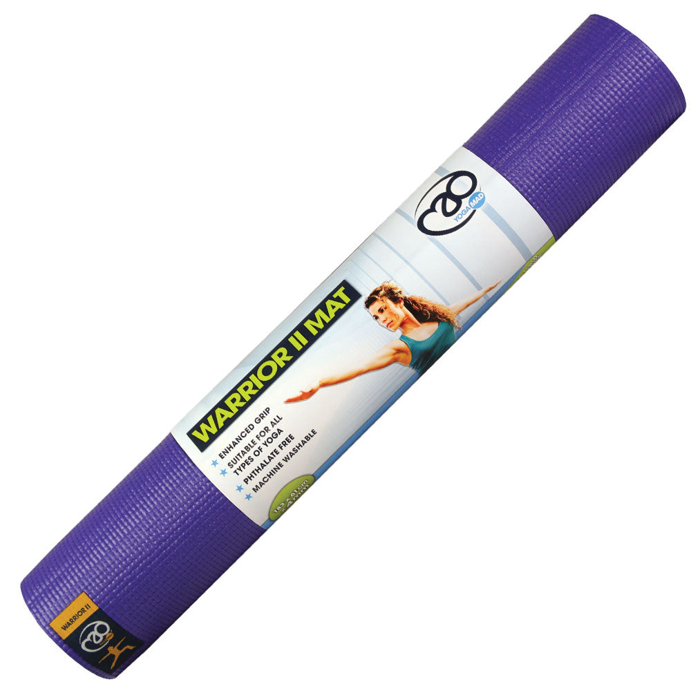 Warrior Yoga Mat II 6mm - Divine Yoga Shop