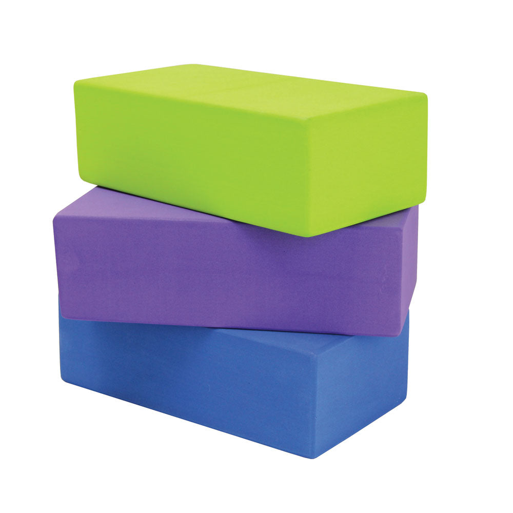 Hi-density EVA foam Yoga Brick - Divine Yoga Shop