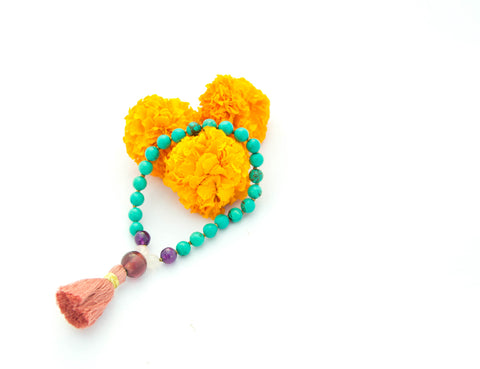 Am I Blushing- Bracelet for Love & Communication - Divine Yoga Shop