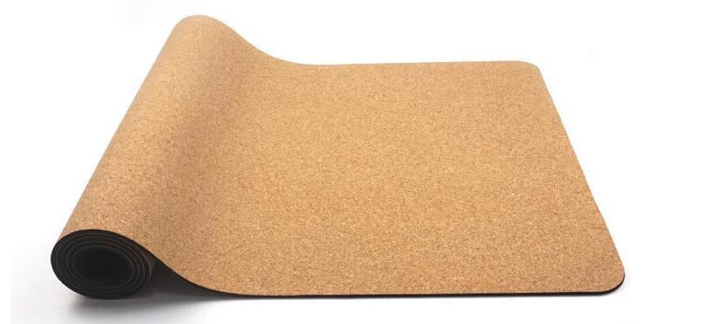 Eco-friendly Cork Yoga Mat - Divine Yoga Shop