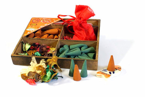 Divine Incense- Box Set - Divine Yoga Shop