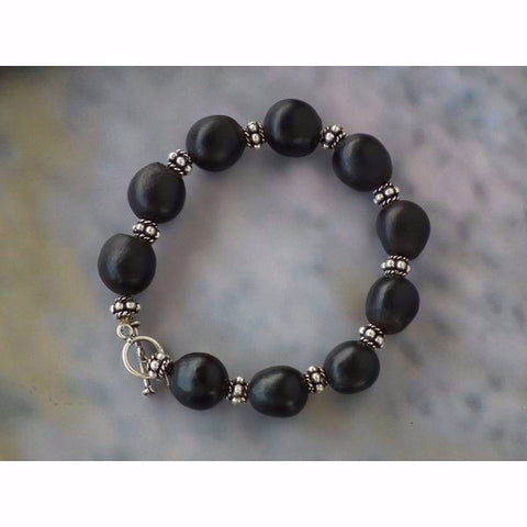 Mystic Black Bracelet Set - Divine Yoga Shop