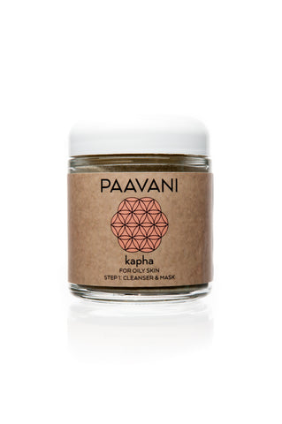 Kapha Ayurvedic Cleanser & Mask - Divine Yoga Shop