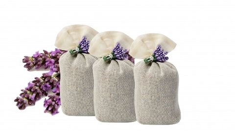 Aromatic Lavender bags from Provence France - Divine Yoga Shop
