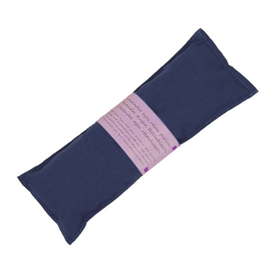 Lavender Eye Pillow- Organic Flaxseeds and Lavender - Divine Yoga Shop