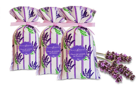 Premium Lavender bag - Authentic dried Lavender flowers × 1 Bag of 18 grams - Divine Yoga Shop